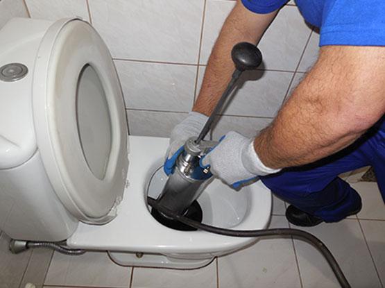 Desentupidora de Sanitários em SP